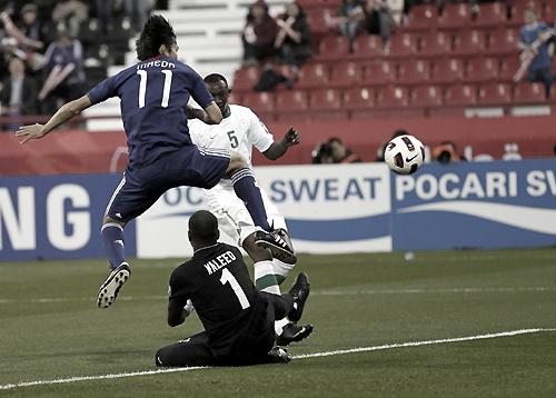アジアカップ2007 サウジアラビア-日本 2011年1月17日 前田