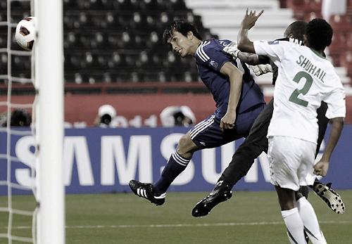アジアカップ2007 サウジアラビア-日本 2011年1月13日 前田
