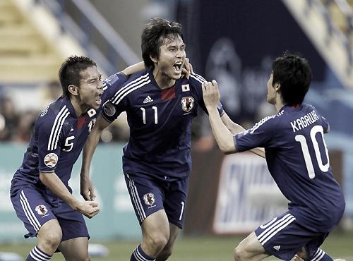 アジアカップ2011 準決勝 2011年1月25日 前田