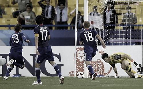 アジアカップ2011 準決勝 2011年1月25日 細貝