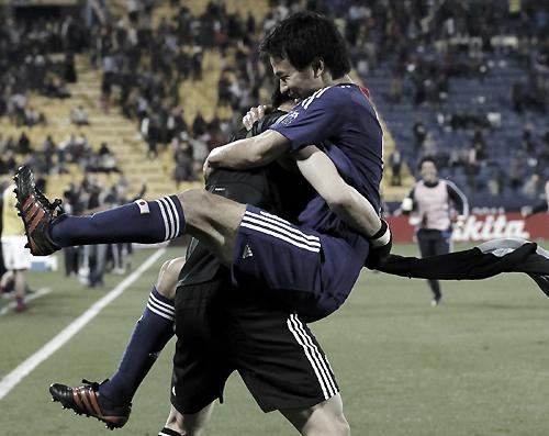 アジアカップ2011 準決勝 2011年1月25日 今野