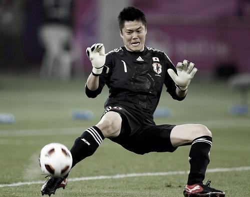 アジアカップ2011決勝 オーストラリア-日本 川島