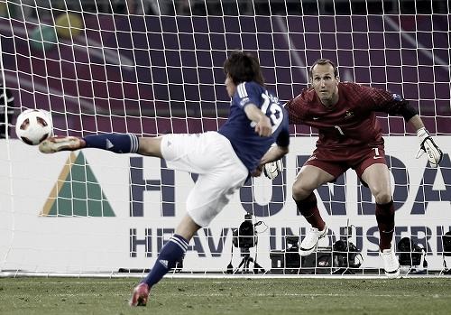 アジアカップ2011決勝 オーストラリア-日本 李