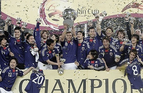 アジアカップ2011決勝 オーストラリア-日本