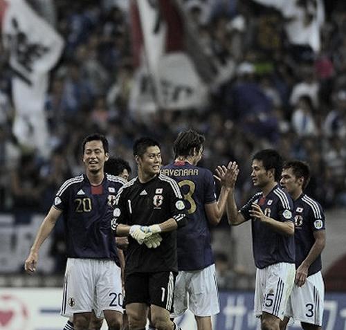 ワールドカップ アジア3次予選 日本 VS 北朝鮮