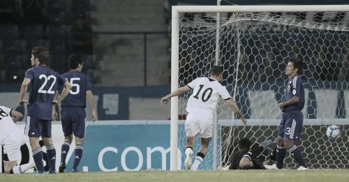 ワールドカップ アジア3次予選 ウズベキスタン VS 日本