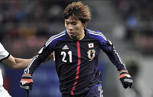 ワールドカップ2014アジア3次予選 日本-ウズベキスタン 乾
