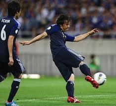 ワールドカップ2014アジア最終予選 日本-オマーン 2012年6月3日 岡崎