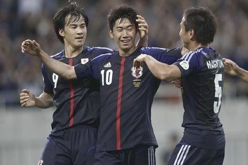 ワールドカップ2014アジア最終予選 日本-ヨルダン 香川