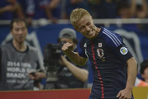 ワールドカップ2014アジア最終予選 日本-ヨルダン 本田