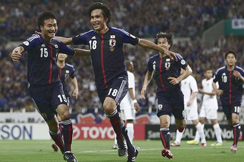 ワールドカップ2014アジア最終予選 日本-ヨルダン 前田