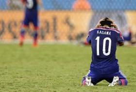 ワールドカップ2014 グループC  日本 – コロンビア