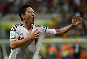 コンフェデ杯2013 グループリーグ イタリア-日本