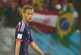 ワールドカップ2014 グループC  日本 – コートジボワール