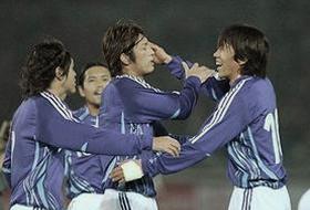 国際親善試合 日本-ペルー