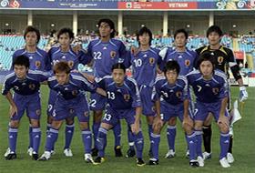 アジアカップ2007 日本-カタール