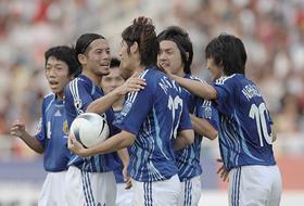アジアカップ2007 日本-ベトナム
