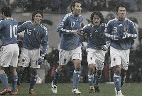 ワールドカップ2010予選 日本-タイ