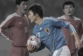 東アジア選手権2008 北朝鮮-日本