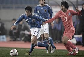 東アジア選手権2008 韓国-日本