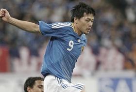 キリンカップ 日本-パラグアイ
