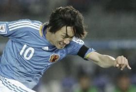 ワールドカップ2010予選 日本-オマーン