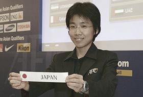 ワールドカップ2010最終予選 バーレーン-日本