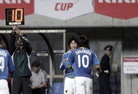 キリンチャレンジカップ 日本-UAE