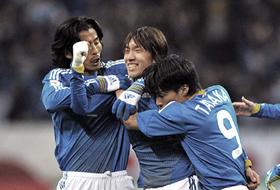 ワールドカップ2010最終予選 日本-バーレーン