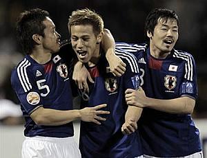 アジアカップ2007 シリア-日本