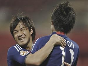 アジアカップ2011 サウジアラビア-日本
