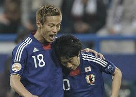 アジアカップ2011準々決勝 カタール-日本