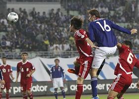 ワールドカップ2014アジア3次予選 日本-タジキスタン