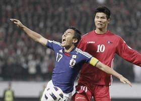 ワールドカップ2014アジア3次予選 日本-北朝鮮