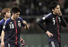 ワールドカップ2014アジア3次予選 日本-ウズベキスタン