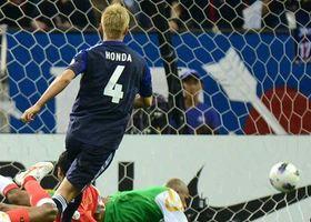 ワールドカップ2014アジア最終予選 日本-オマーン