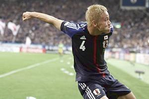 ワールドカップ2014アジア最終予選 日本-ヨルダン