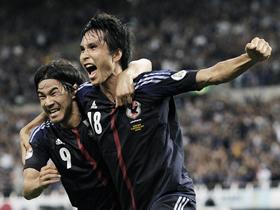 ワールドカップ2014アジア最終予選 日本-イラク
