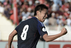 ワールドカップ2014アジア最終予選 オマーン-日本