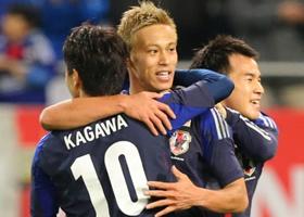 キリンチャレンジカップ 日本-ラトビア