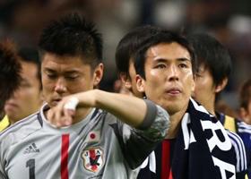 親善試合 日本-ブルガリア