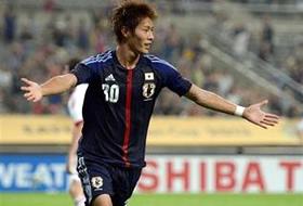 東アジアカップ2013 中国-日本