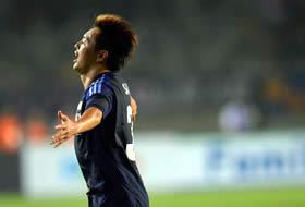 東アジアカップ2013 オーストラリア-日本