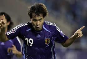 アジアカップ2007 日本-UAE