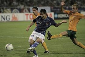 アジアカップ2007 日本-オーストラリア
